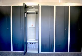 Algeco 360 Drying Lockers